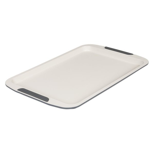Viking Ceramic Coated Non-Stick Baking Tray 17-inch Cream/ Grey