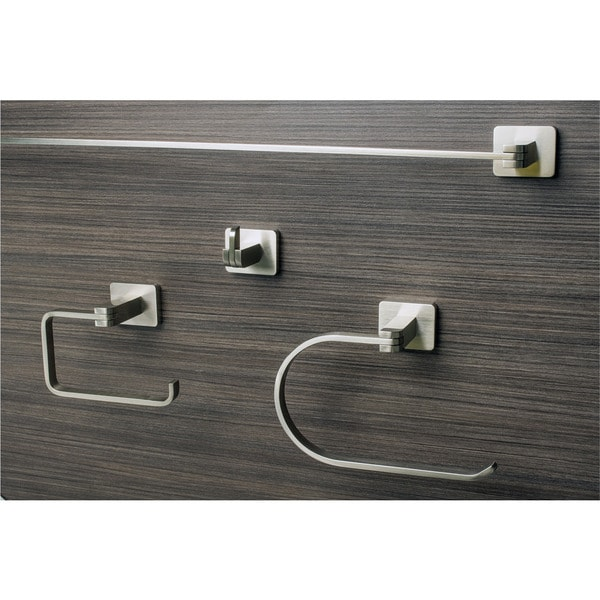 Sure-Loc Modern 4 Piece Bathroom Accessory Set 18284665
