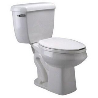 Zurn Pressure Assist Elongated-ADA 12-inch Roughin 1.6gpf Toilet Bowl