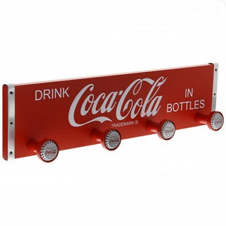 Sunbelt Gifts Coca Cola Coat Rack