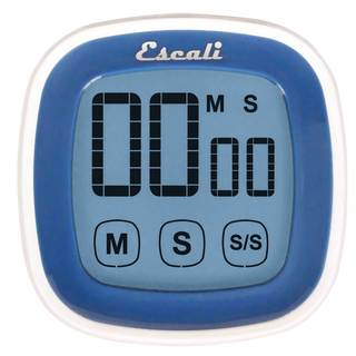 Escali DR3-U Blue Touch Screen Digital Timer