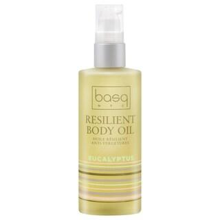 Basq NYC Fresh 4-ounce Firming Body Oil