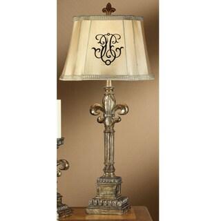 Crestview Collection 64-inch Bronze Floor Lamp