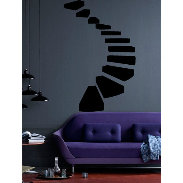 Stairway to Heaven Wall Art Sticker Decal