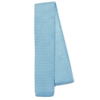Jacob Alexander Men's Microfiber/Satin Knit Tie