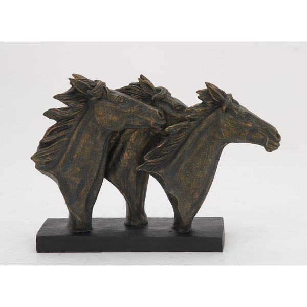 Smart Ps Horse Sculpture