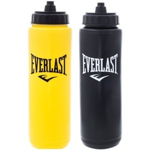 Everlast Hydration / Water EZ Squeeze Bottle (2 Pack)