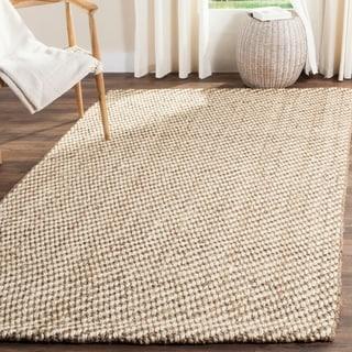 Safavieh Handmade Natural Fiber Natural Jute Rug (8' x 10')