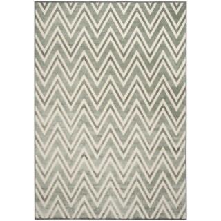 Safavieh Paradise Grey/ Multi Viscose Rug (7'6 x 10'6)