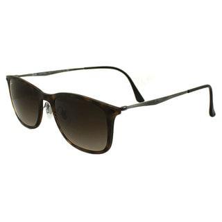 Ray-Ban RB4225 894/13 52mm Brown Gradient Lenses Tortoise/Gunmetal Frame Sunglasses
