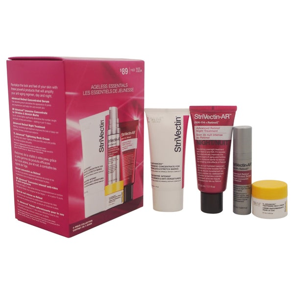 Strivectin 4-piece Ageless Essentials Kit