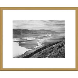 Big Canvas Co., Ansel Adams 'Death Valley National Monument, California' Framed Art
