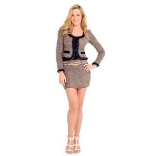 Sara Boo Mini-Skirt