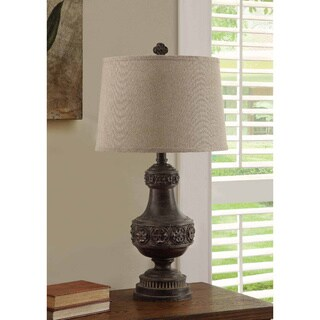 Crestview Collection 28-inch Bronze Table Lamp