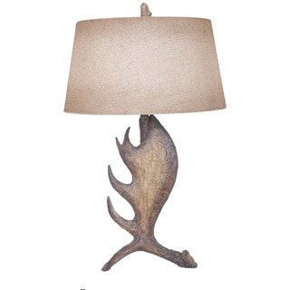 Crestview Collection 23-inch Soft Gold Table Lamp