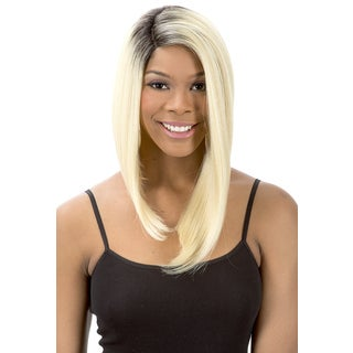 New Born Free Lace Front Curved Part Wig