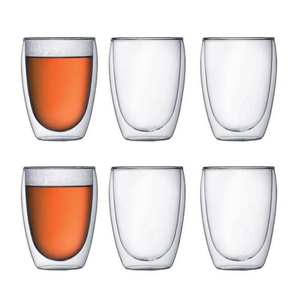 Bodum Pavina Double Wall 12-ounce Glass (Set of 6) 18294591
