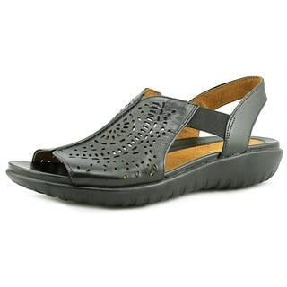Naturalizer Women's 'Prepare' Leather Sandals
