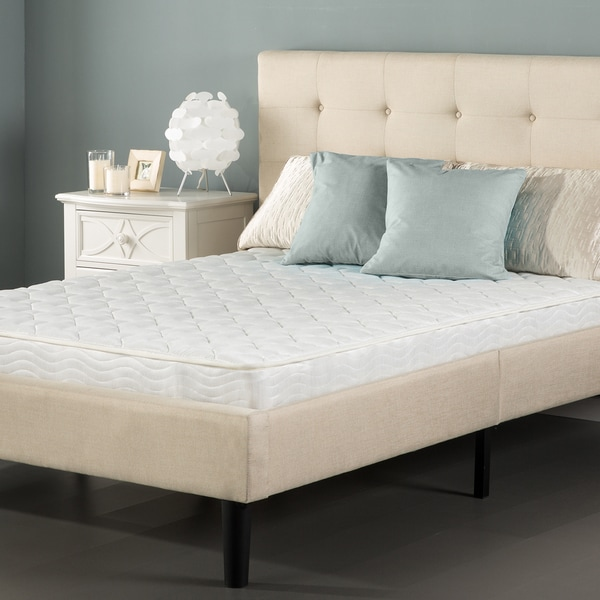 Priage 6-inch Twin-size Pock Coil Spring Mattress