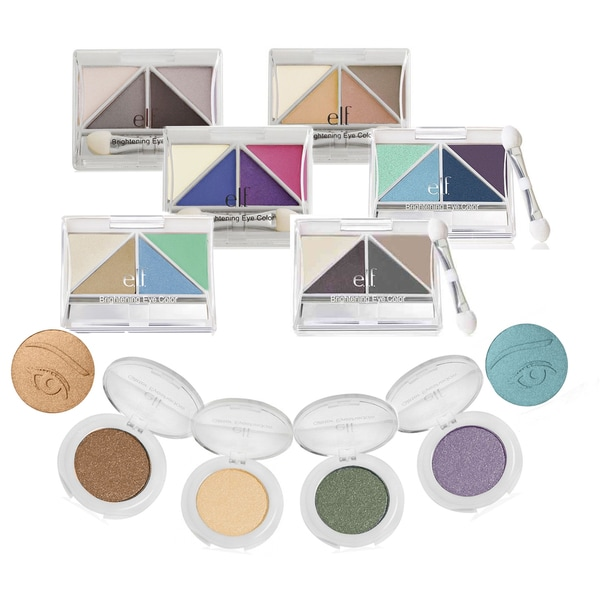 e.l.f. 12-piece Eyeshadow Set