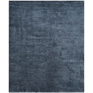Safavieh Hand-knotted Mirage India Ink Wool Rug (9' x 12')