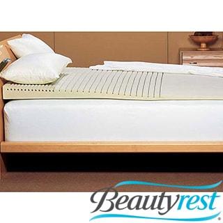Beautyrest Geo Incline Mattress Topper