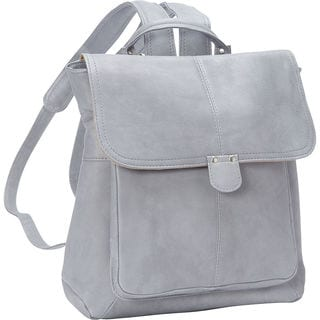LeDonne Leather Saddle Backpack