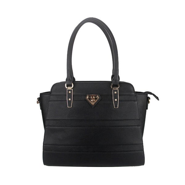 LANY Take Me Across Faux-leather Tote Handbag