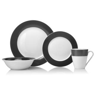 Oneida Dawson Dinnerware 32-piece Set (8 sets of 4)