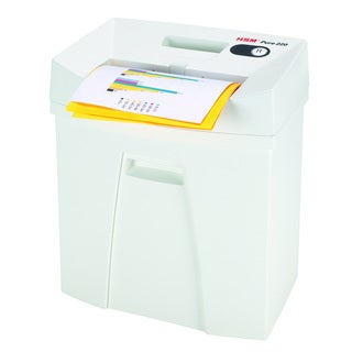 HSM Pure 220c, 7-8 Sheets, Cross-Cut, 5.3-gallon capacity
