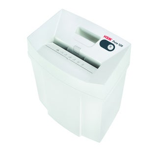 HSM Pure 120c, 6-7 Sheets, Cross-Cut, 5.3-gallon capacity