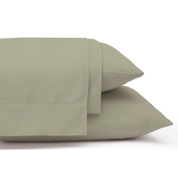 Hotel Sleep at Home Brushed Microfiber Pillowcase (Set of 2)