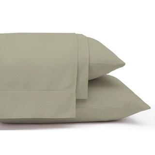 Hotel Sleep at Home Brushed Microfiber Pillowcase (Set of 2)