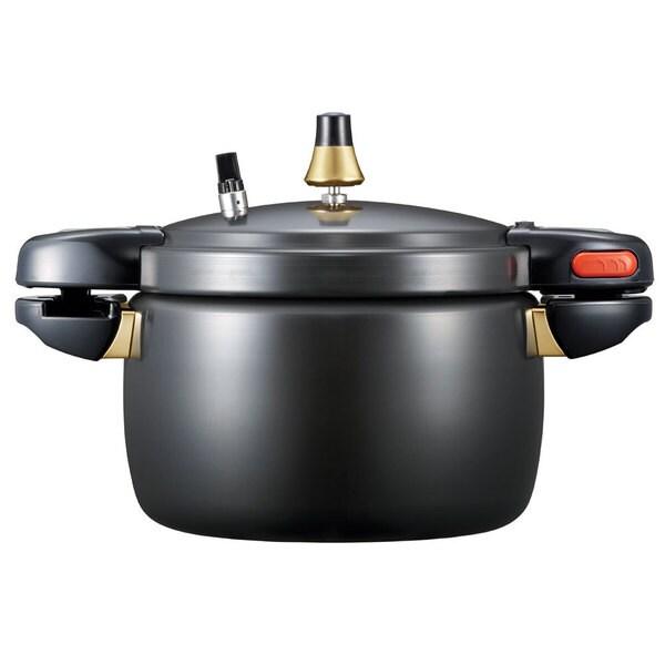 PN PSPC-22C 8-serving Black Pearl Pressure Cooker