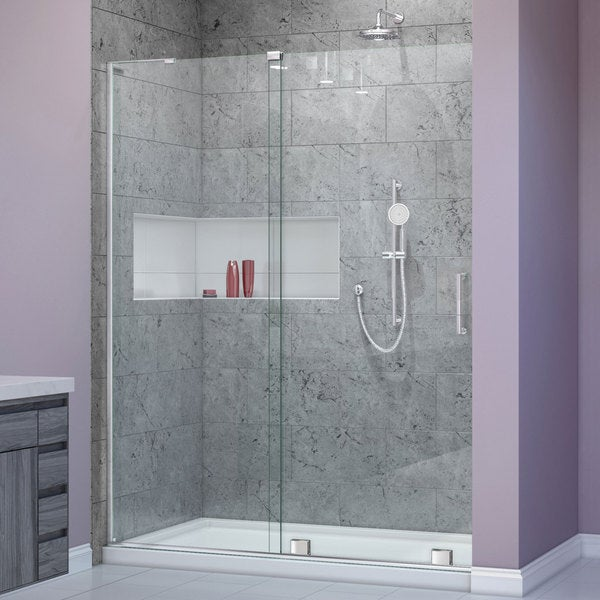Dreamline Mirage X 44 48 In W X 72 In H Sliding Shower