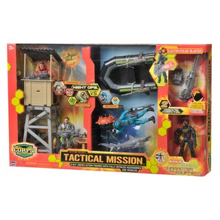 The Corps Tactical Mission Set with Boat
