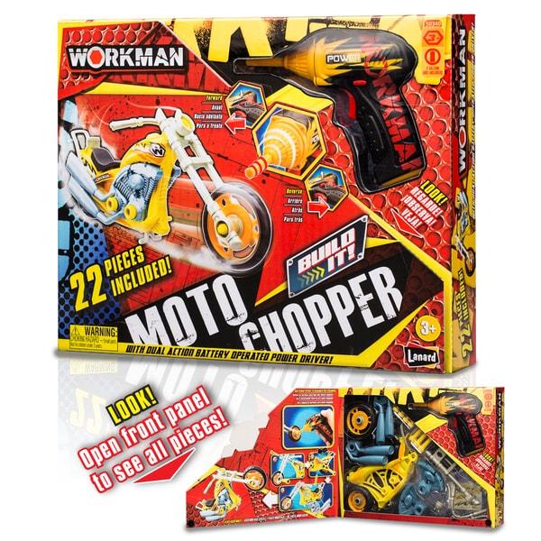 "Workman ""Build Your Own"" Moto Chopper Kit"