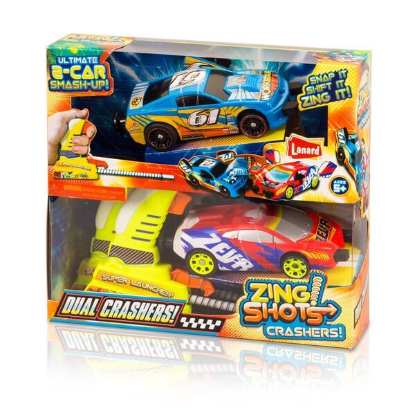 Zing Shots Dual Crashers