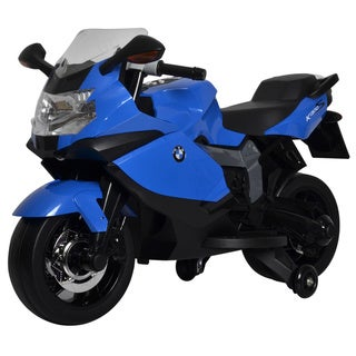 Best Ride On Cars BMW Ride On Motorcycle Blue