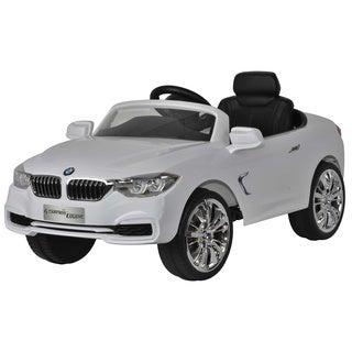 Best Ride On Cars BMW 4 Series 12V White