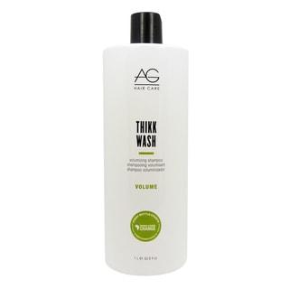 AG Hair Care Volume Thikk Wash Volumizing 33.8-ounce Shampoo
