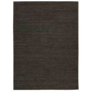 Joseph Abboud by Nourison Stone Laundered Espresso Rug (4' x 6')