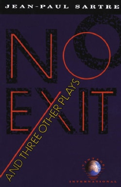 No Exit and Three Other Plays (Paperback)