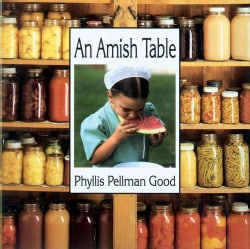 An Amish Table (Hardcover)
