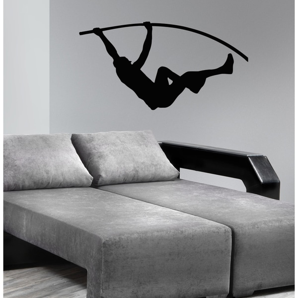 Spor summer sport Athletics High jump Wall Art Sticker Decal