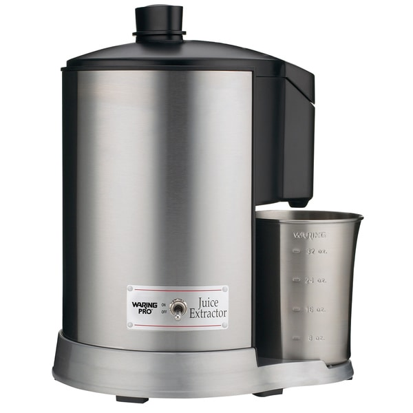 Соковыжималка Waring Pro Brushed Stainless Steel /Pro Health Juice Extracto