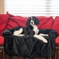 Integrity Plush Memory Foam Dog Bed & Furniture Protector Pad in One