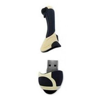 Caprica Serge 2GB USB Keychain