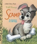 Walt Disney's Scamp: The Adventures of a Little Puppy (Hardcover)