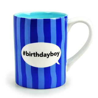 Kityu Gift Birthday Boy 16-ounce Ceramic Mug